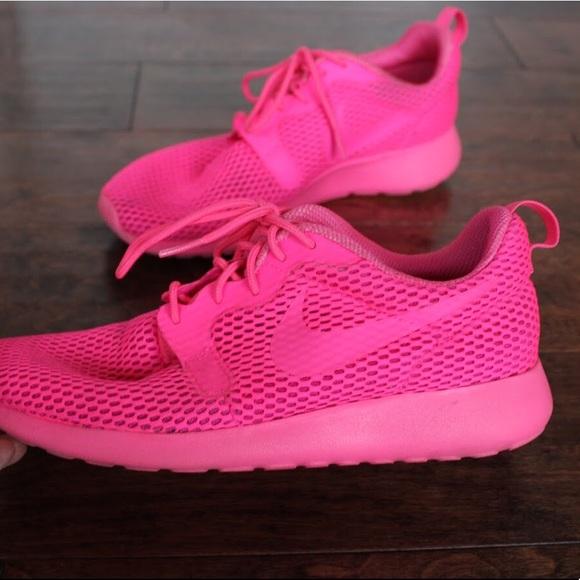 Nike Shoes | Hot Pink Nike Roshe One S